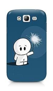 Amez designer printed 3d premium high quality back case cover for Samsung Galaxy Grand Neo (Cute Cartoon 1)