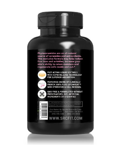 ; 30 Plant Derived Liquid Softgels With Clinically Proven Lipowheat ...