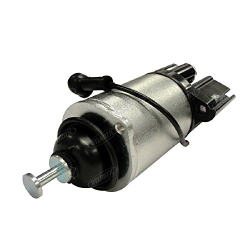 1400-0207 John Deere Parts Solenoid 4055; 410D INDUST/CONST; 4255; 4455; 4555; 4560; 4755; 4760; 4955; 4960; 540E SKIDDER; 7700; 7800; 8560; 9500 COMBINE; 9965 COTTON PICKER