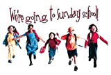 img - for Running Kids Postcard (Package of 25) book / textbook / text book
