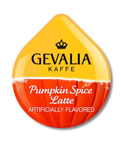 Tassimo Gevalia Pumpkin Spice Latte T Discs, 14.9 Ounce