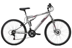 Extreme Boy's Delirium Mountain Bike - (Silver, 26 Inch, 20 Inch, 26 Inch) (Old Version)