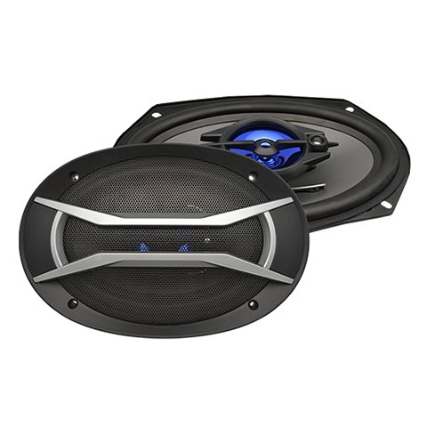 2-NEW-SUPERSONIC-SC-6905-6x9-1200W-3-Way-Car-Audio-Coaxial-Speaker-System-PAIR
