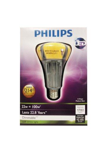Philips EnduraLED 22 watt A21 Dimmable LED Light Bulb - equiv. 100w