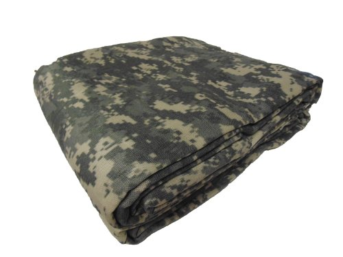 Camouflage Throw Blankets