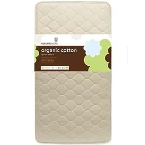 Amazon Naturepedic Crib Mattress Quilted Organic