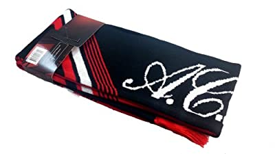 AC Milan Official Serie A Knit Scarf BL
