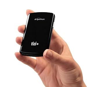 415T PBneXL. AA300  equinux tizi+ DVB T Empfänger mit Recorderfunktion (16GB) für iPad/iPhone/iPod touch (statt 180€)