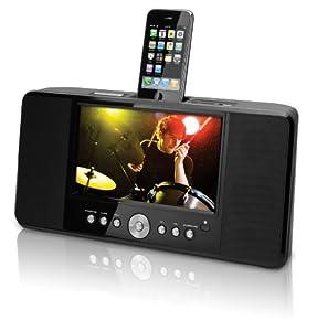 Mustek Video Docking Station for iPod (Black)