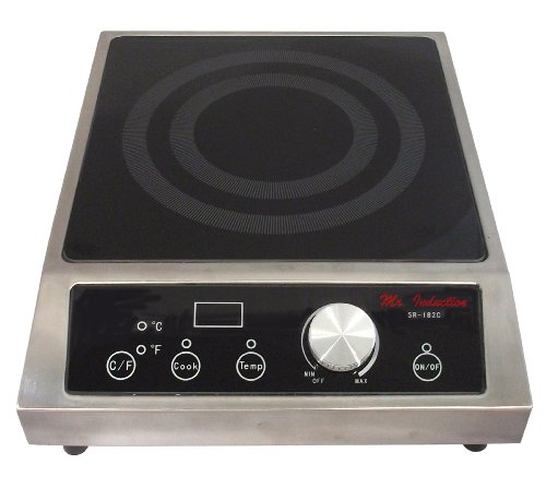 Electric Range Commercial back-10481