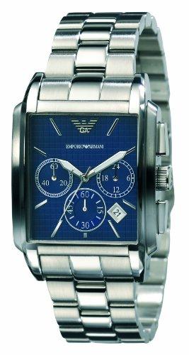 Emporio Armani AR0480 - Reloj analógico de cuarzo unisex