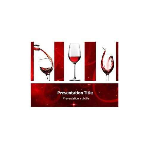 wine ppt powerpoint template wine powerpoint template wine
