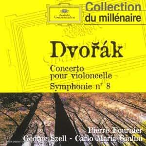 Dvorak: Cello Concerto, Symphony No.8