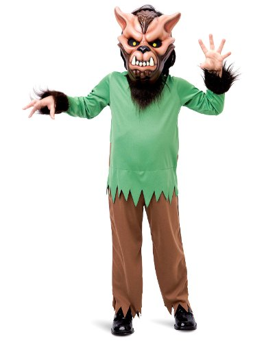 Paper Magic Group Little Werewolf-3 Boy's Costume, 3T/4T
