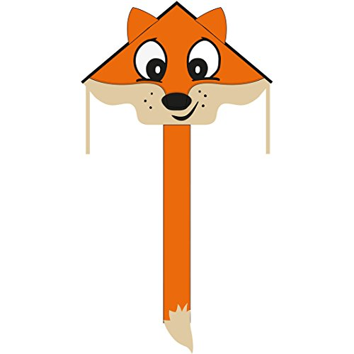 HQ Kites Simple Flyer Fox Kite, 47""