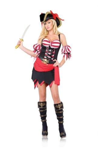 Leg Avenue 2PC. Rogue Pirate Costume