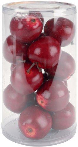 Darice Big Value Decorative Fruit-50mm Red Apples
