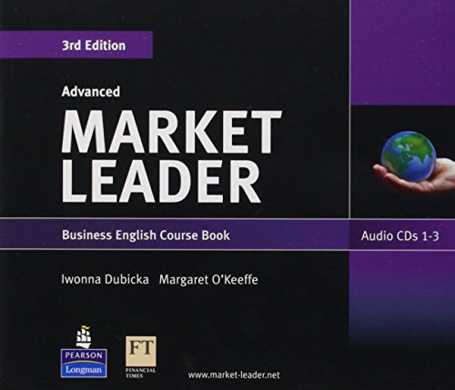 Advanced Market Leader: Business English Course Book, 3rd Edition