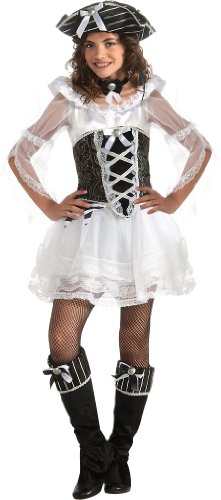 Pirate Dream Deluxe Kids Costume