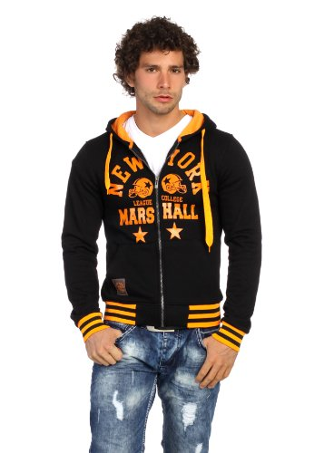 Free Side Men Men Jumper Marshall College