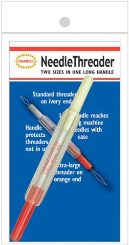 Best Prices! CottageCutz 2-in-1 Needle Threader