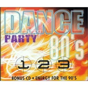 Various Artists-80's Dance Party [4CD Set]