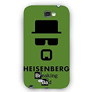 EYP Breaking Bad Heisenberg Back Cover Case for Samsung Note 2