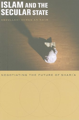 Islam and the Secular State: Negotiating the Future of...