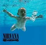 Nirvana Nevermind Album Cover Floating Baby Fridge Magnet