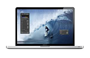 Apple MacBook Pro MC725LL/A 17-Inch Laptop (OLD VERSION)