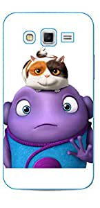 Happoz Designer Cute Cartoon Disney Hard Back Case for Samsung Galaxy A8 D071