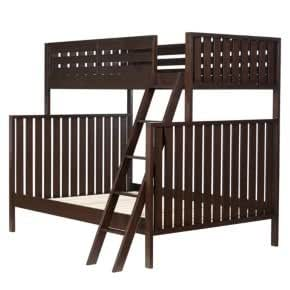Full Cargo Bed Java The Land Of Nod ... com : Bunk Beds: Java Cargo Twin Over Full Bunk Bed. : Everything Else