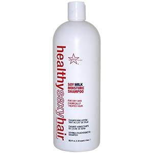 Sexy Hair Healthy Sexy Hair Soy Milk Shampoo for for Unisex, 33.8 Ounce