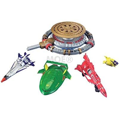 Thunderbirds - 5 in 1 Action Vehicle Set