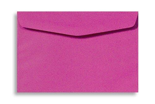 6 x 9 Booklet Envelopes - Magenta (5000 Qty.) 6 x 9 envelopes booklet open side envelopes 50 pack