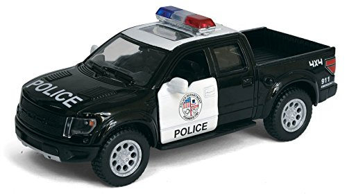 2013 Ford F150 SVT Raptor Supercrew (Police) 1:46 Scale