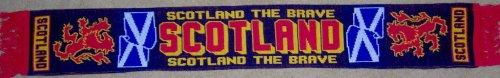 Scotland Soccer Team Scarf