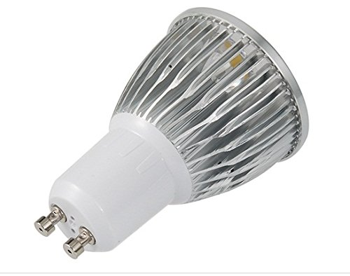Gu10 5W 220V Warm White 3000K 500Lm Dimmable Led Light