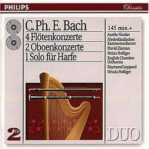 Duo - Carl Philipp Emanuel Bach
