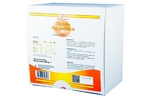 Vitamina C in polvere 500 g