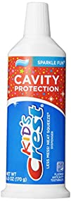 Crest Neat Squeeze Childrens Neat Squeeze Toothpaste Sparkle
