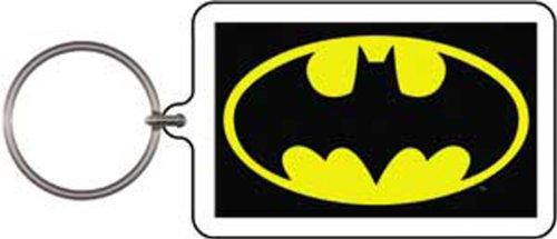 Licenses Products DC Comics Originals Batman Logo Lucite Keychain
