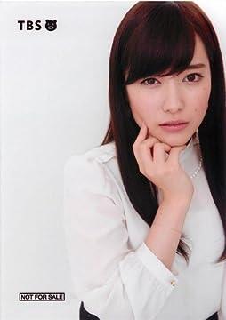 TBS アナウンサーカレンダー2015 <Fresh> TBSオリジナル特典フォト 【林みなほ】