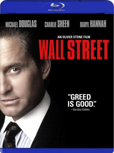 Cover art for  Wall Street [Blu-ray]