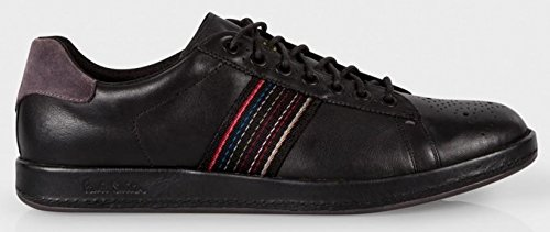 Paul Smith Jeans Sneaker Uomo Stringata Rabbit Mono Lux Black,40
