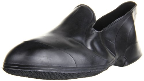 Tingley Men's Storm Stretch Overshoe,Black,L(9.5-11US Mens/8-9.5US Wmn)