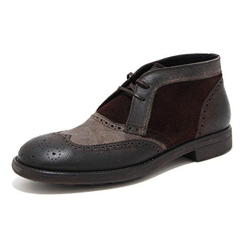 66113 polacchino DOLCE&GABBANA D&G DERBY scarpa uomo shoes men [40.5]