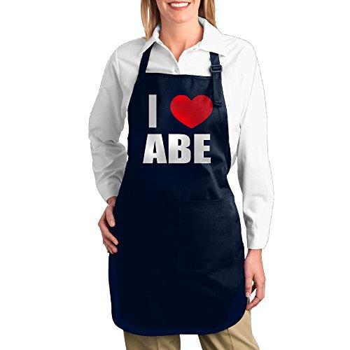 adult-i-love-abe-i-love-abraham-heart-cooking-apron-baking-aprons-buckle-halter-7072cm-2-color