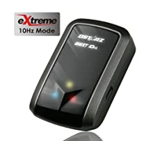 BT-Q818XT: Qstarz BT-Q818XT 10Hz Bluetooth GPS Receiver