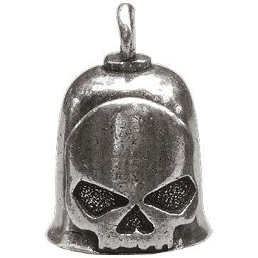 V-Half Skull Gremlin Bell